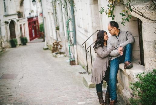 Loire Valley, France Engagement